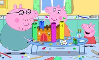 Peppa Pig S05E10 School Project