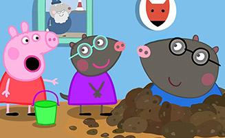Peppa Pig S05E13 Molly Mole