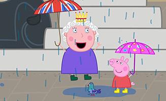 Peppa Pig S05E15 London