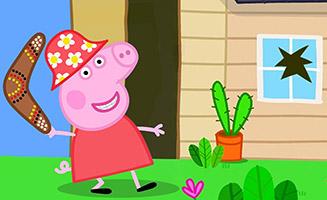 Peppa Pig S05E22 Boomerang
