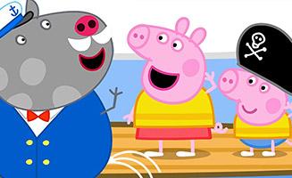Peppa Pig S05E29 Sailing Boat