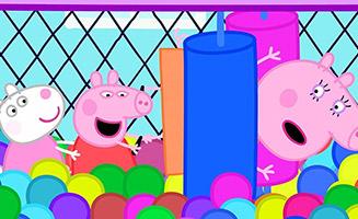 Peppa Pig S05E30 Soft Play