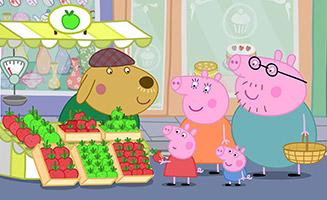Peppa Pig S05E31 The Market
