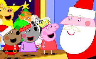 Peppa Pig S05E32 Father Christmas