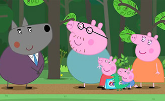 Peppa Pig S05E35 Once Upon A Time
