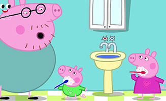Peppa Pig S05E37 When I Grow Up