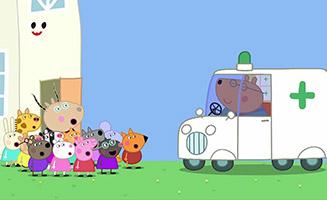 Peppa Pig S05E38 The Ambulance