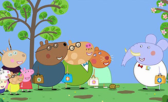 Peppa Pig S05E39 Doctors