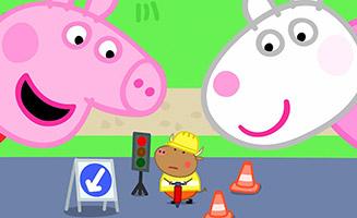 Peppa Pig S05E51 Tiny Land