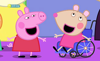 Peppa Pig S06E03 Mandy Mouse