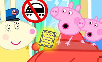 Peppa Pig S06E06 Parking Ticket