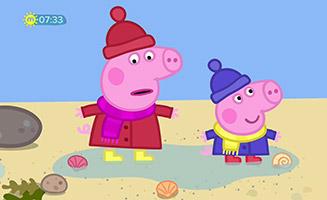 Peppa Pig S06E07 Lots of Muddy Puddles