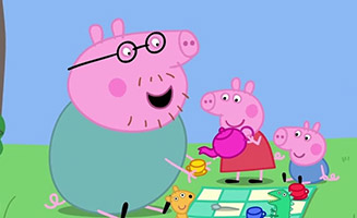 Peppa Pig S06E08 Fathers Day