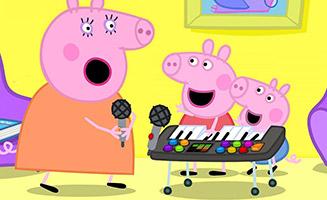 Peppa Pig S06E09 Funny Music