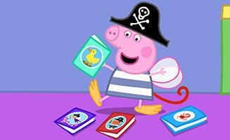 Peppa Pig S06E13 World Book Day