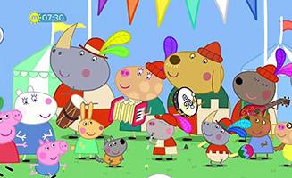 Peppa Pig S06E14 Childrens Festival