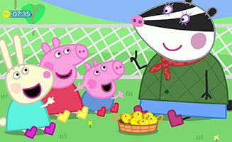 Peppa Pig S06E18 Petting Farm