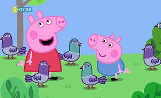 Peppa Pig S06E22 Bird Spotting