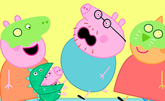 Peppa Pig S06E28 The Perfect Day