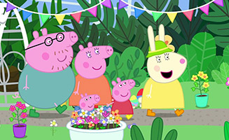 Peppa Pig S06E30 Botanical Gardens