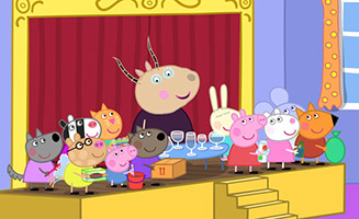 Peppa Pig S06E33 Made Up Musical Instruments