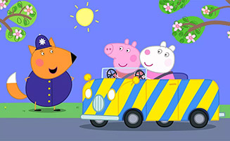 Peppa Pig S06E34 In The Future