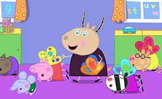 Peppa Pig S06E36 Butterflies