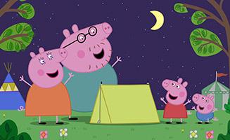 Peppa Pig S01E35 Camping