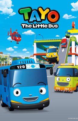 دانلود کارتون Tayo the Little Bus