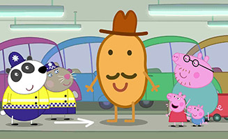 Peppa Pig S06E38 Detective Potato