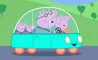 Peppa Pig S06E39 The Electric Car
