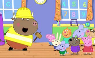 Peppa Pig S06E43 Mr Bull The Teacher