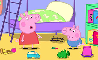 Peppa Pig S06E44 Looking For Things