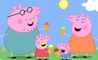 Peppa Pig S06E47 Ice Cream