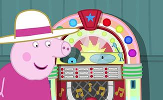 Peppa Pig S06E49 Jukebox