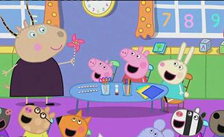 Peppa Pig S06E50 Windmills