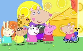 Peppa Pig S06E51 Mandy Mouses Birthday