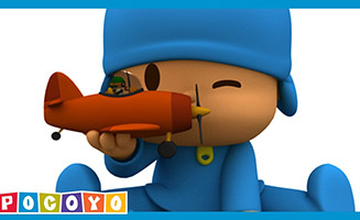Pocoyo S01E29 Up up and Away