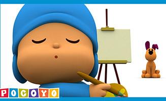 Pocoyo S01E50 Paint me a Picture