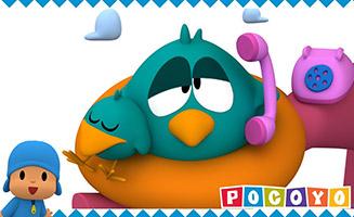Pocoyo S02E31 Baby Bird Sitting
