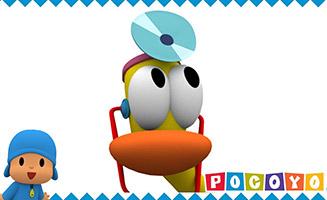 Pocoyo S02E36 Patos Egg