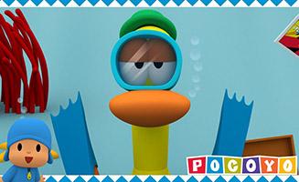 Pocoyo S02E42 Pato Underwater