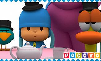 Pocoyo S02E50 Ellys Tea Party