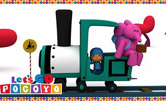 Pocoyo S03E08 Travel with Pato