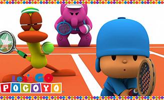 Pocoyo S03E10 Tennis for Everyone