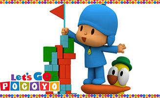 Pocoyo S03E14 The Amazing Tower