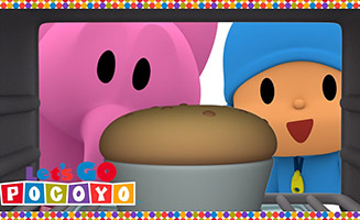 Pocoyo S03E18 Cooking with Elly