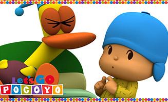 Pocoyo S03E19 Patos Bedtime