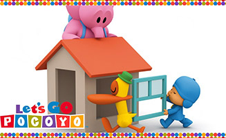 Pocoyo S03E30 Ellys Playhouse