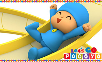 Pocoyo S03E32 Up and Down